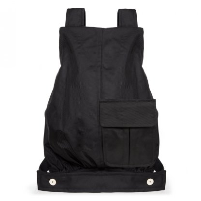 RS Coat Bag black