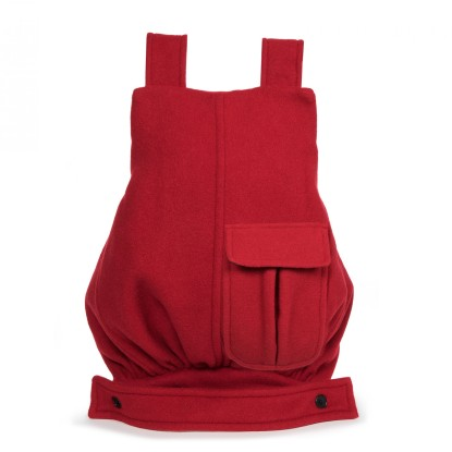 RS Coat Bag red